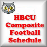 2017 Onnidan HBCU Composite Football Schedule