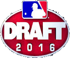 mlb draft16 logo