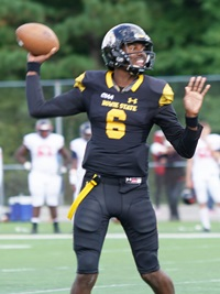 Bowie State QB Amir Hall Wins Deacon Jones Trophy And Repeats As The Black College Football POY