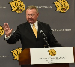 UAPB announces Chris Peterson as Vice Chancellor And Director Of Athletics